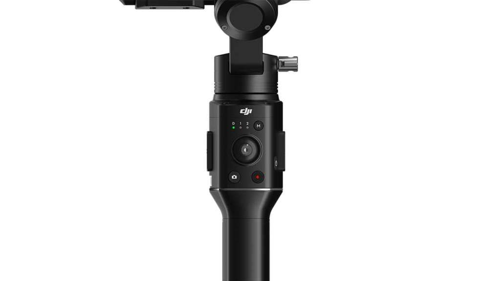 DJI Ronin-S specs, price and release date officially announced