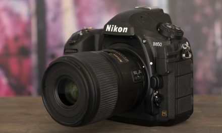 How to set-up the Nikon D850