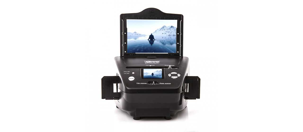 Kenro launches 4-in-1 scanner