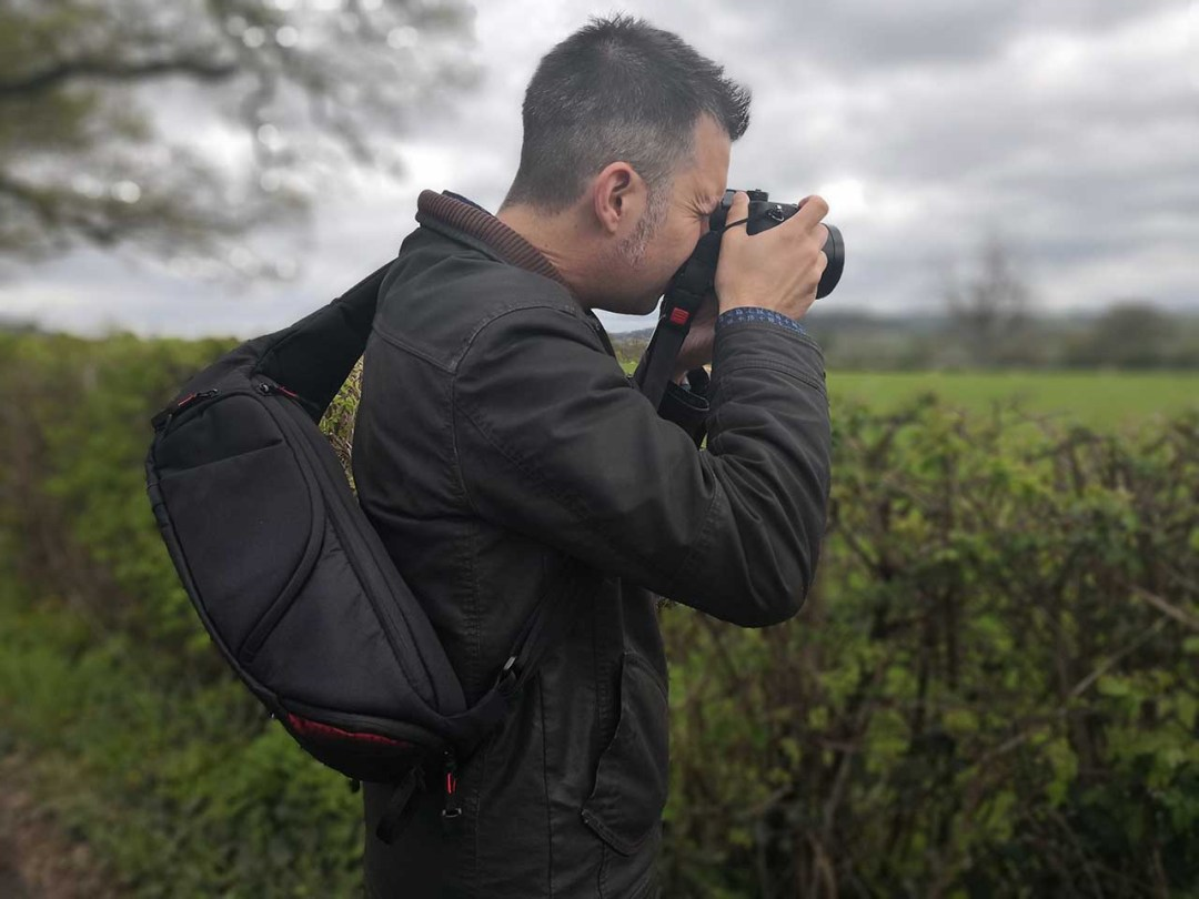 Manfrotto Pro Light FastTrack sling camera bag review