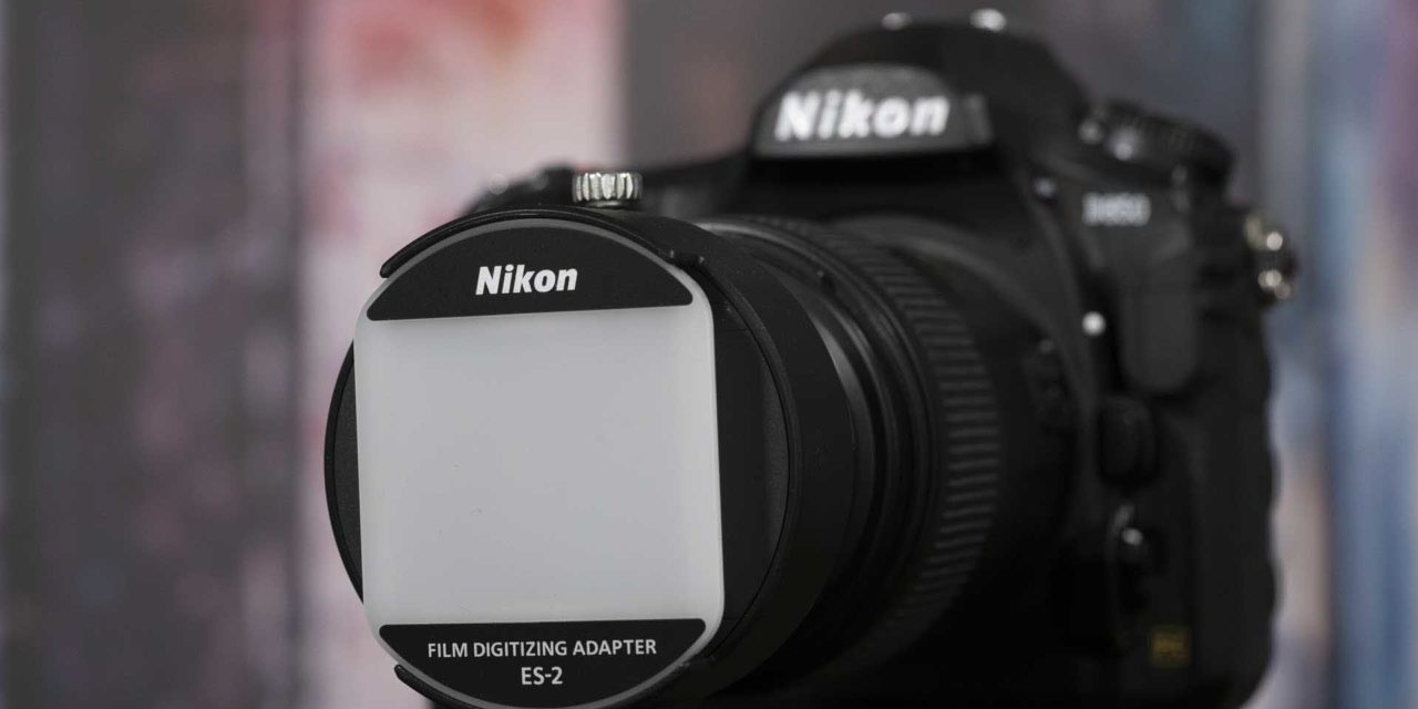 Nikon ES-2 Film Digitizing Adapter Review