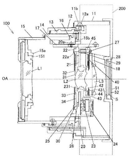 Canon, Nikon file patents for full-frame mirrorless cameras