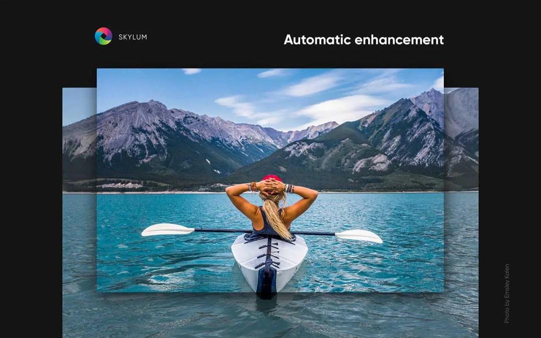 Skylum joins with Photolemur, creates new AI Lab
