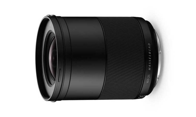 Hasselblad launches XCD 21mm f/4 lens