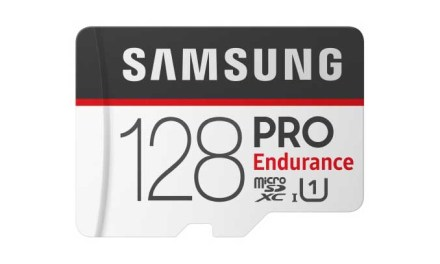 Samsung launches PRO Endurance microSD card for 43,800 hours continuous video