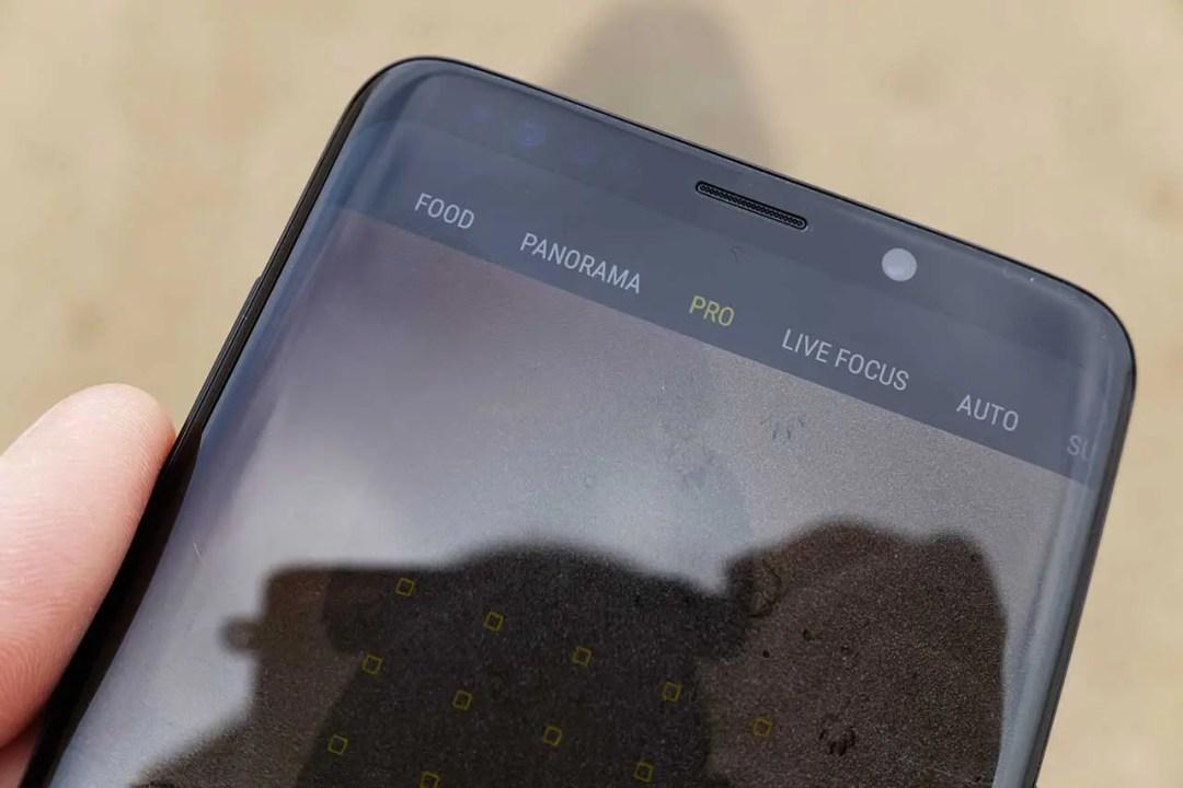 Samsung S9+ camera review: build quality