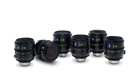 Zeiss launches new range of Supreme Prime cinema lenses