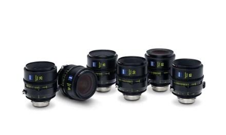 Zeiss launches new range of Supreme Prime cinema lenses