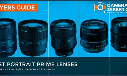 Best portrait prime lenses