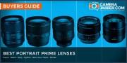 Best portrait prime lenses