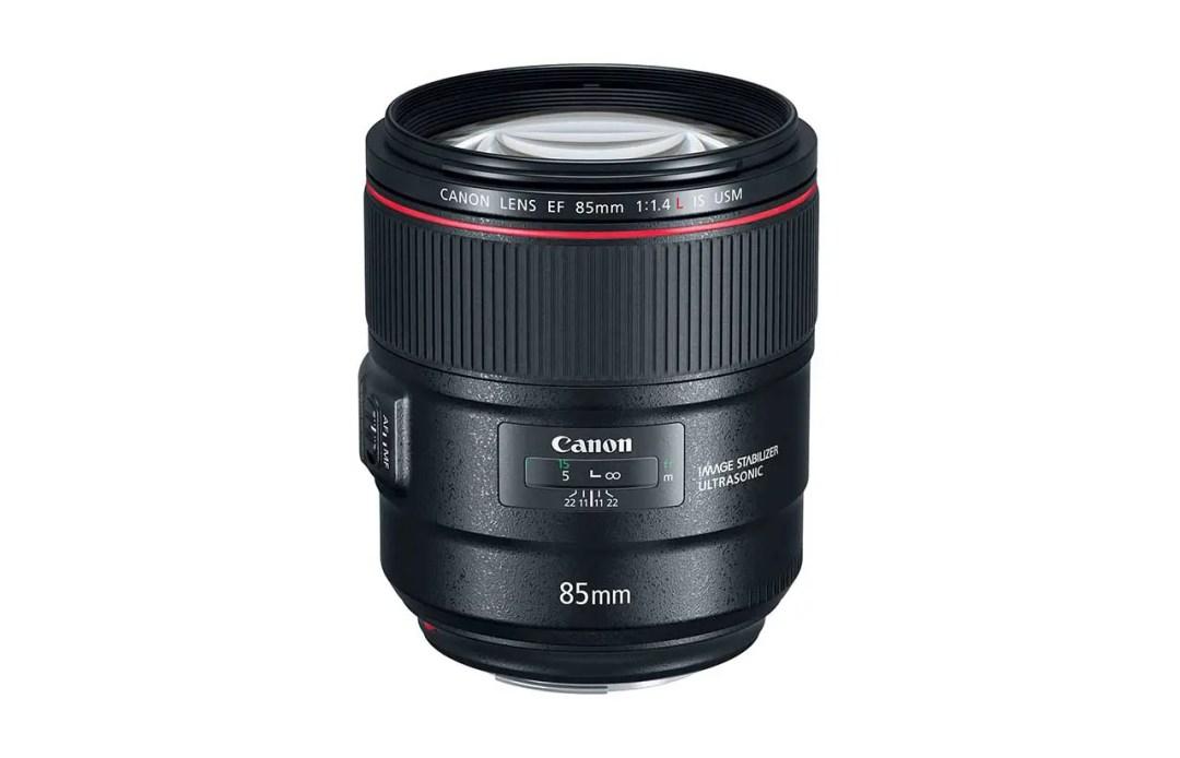 Best portrait lenses for Canon