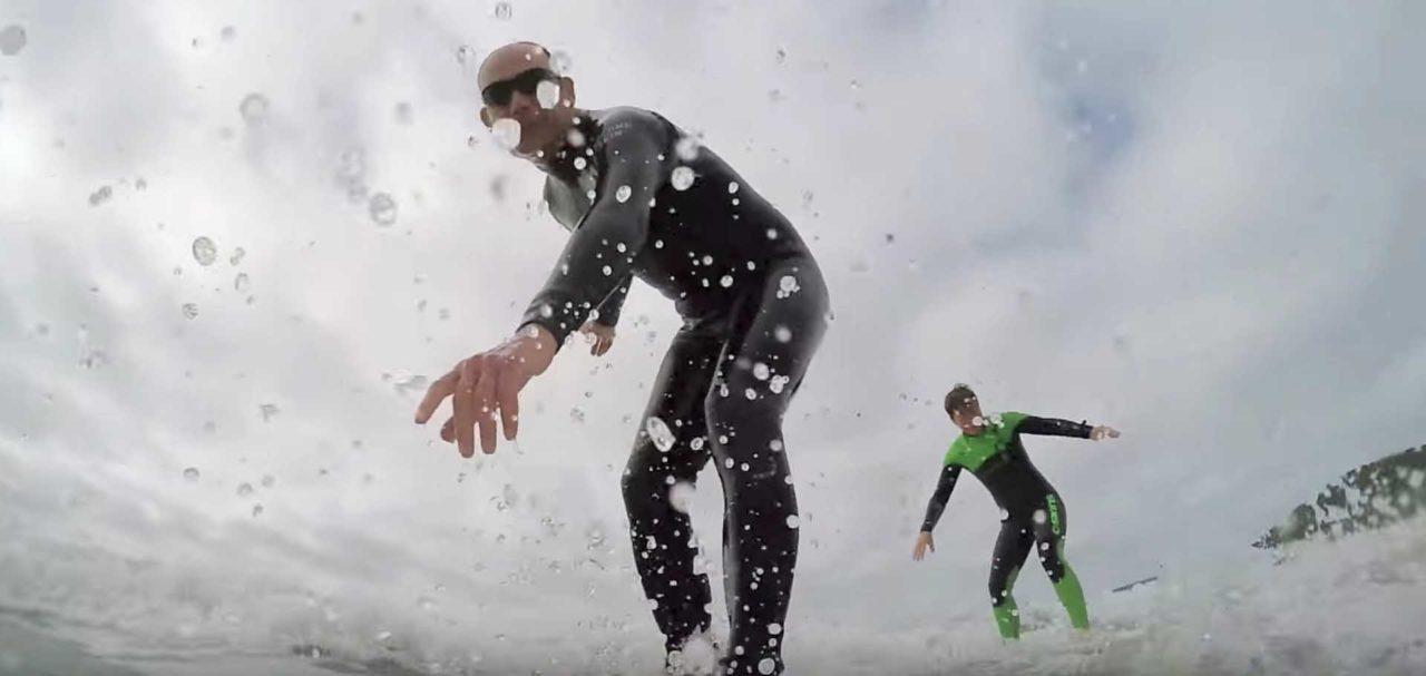 How to Video Surfing with a GoPro