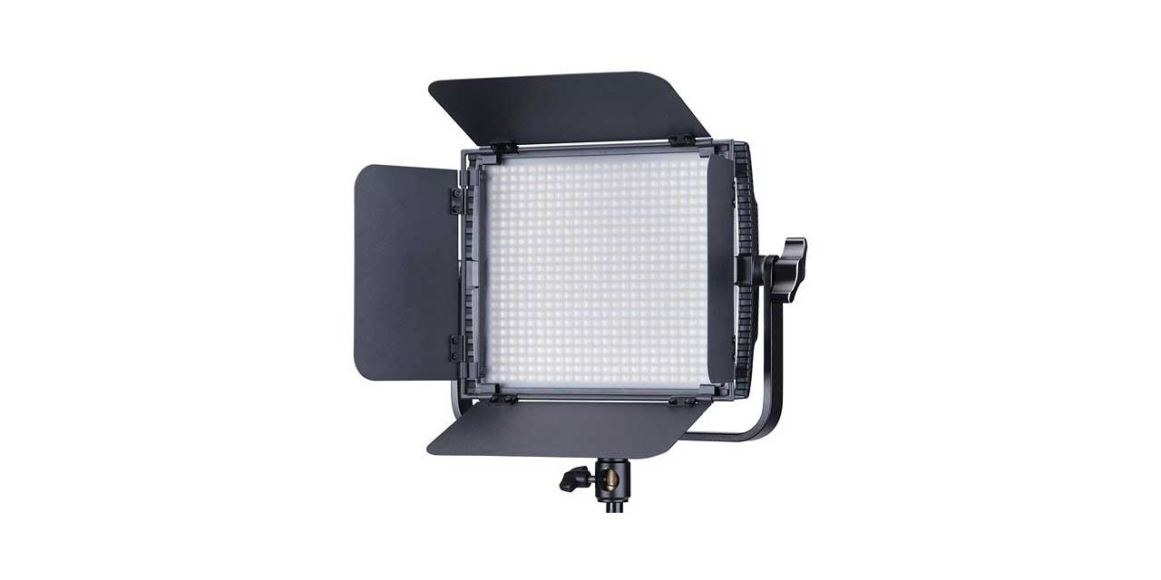 Phottix launches Kali600 LED panel for video