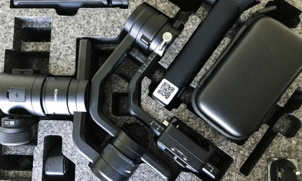 DJI Ronin-S review: Hands-on
