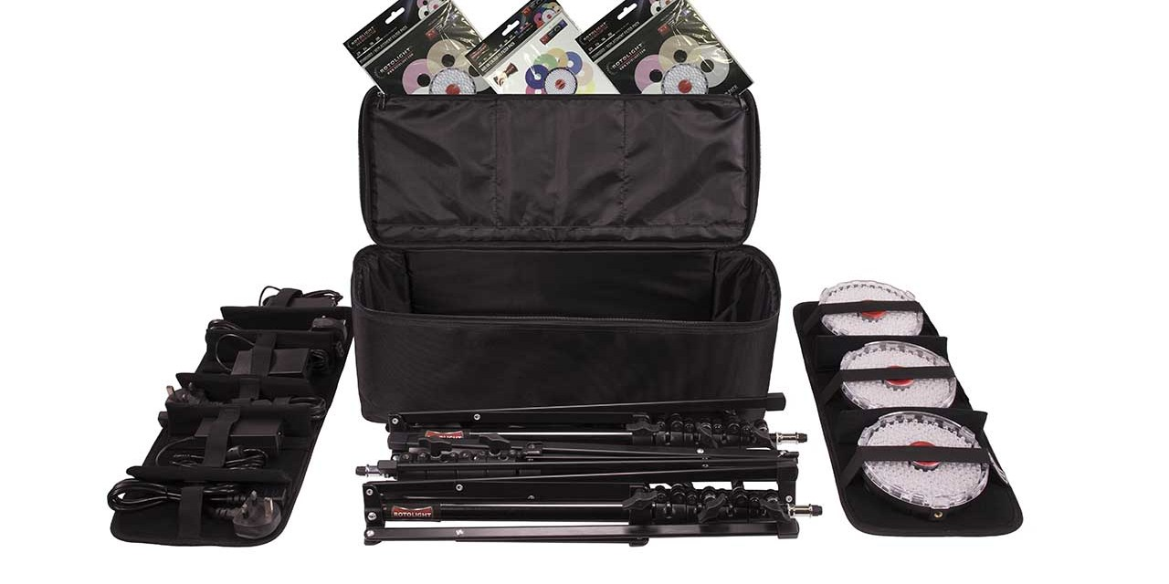 Rotolight launches NEO 2 Explorer Kit
