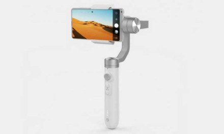 Xiaomi launches Mija smartphone gimbal