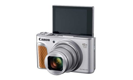 Canon launches PowerShot SX740 HS with 40x zoom