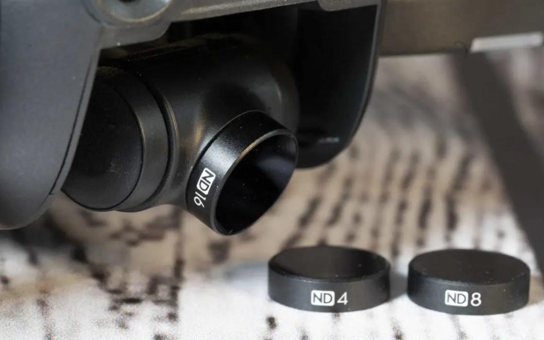 DJI Mavic Air ND Filters review