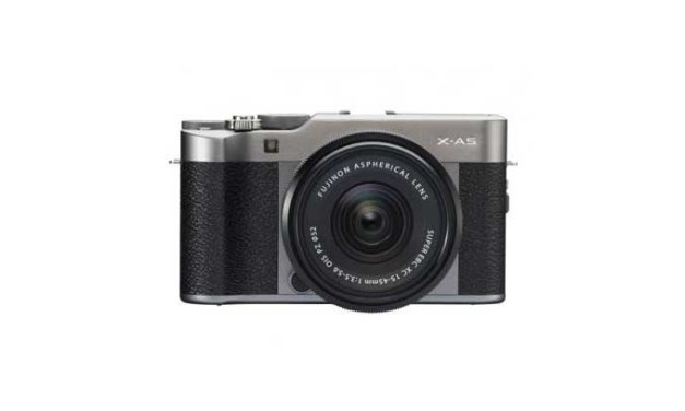 Fujifilm to release X-A5 Graphite Dark Silver version