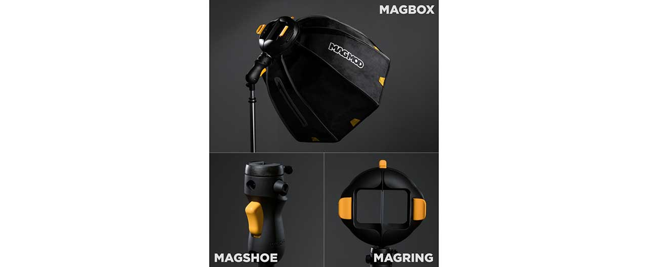 MagMod launches magnetic softbox on Kickstarter