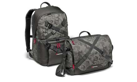 Manfrotto launch Noreg backpack and messenger