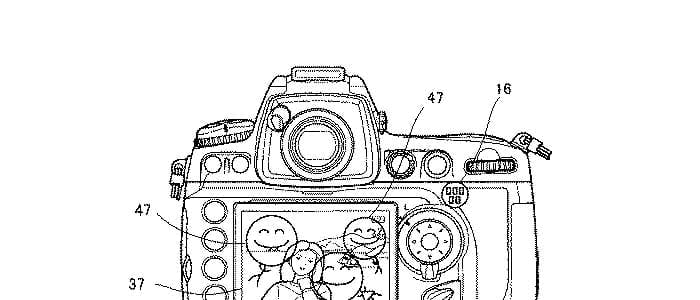 Nikon patents finger sensor to determine photographers' emotions