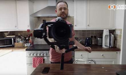 How to set-up the DJI Ronin-S 360 mode