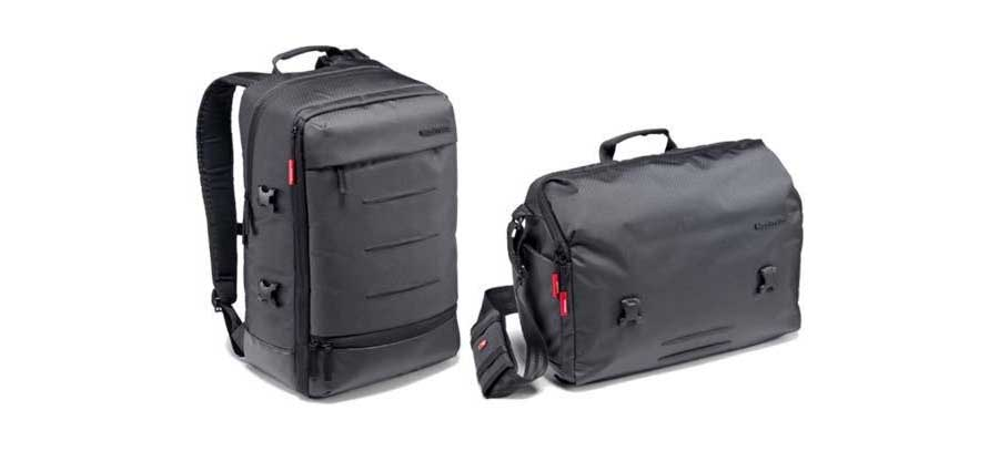 Manfrotto adds new Manhattan bags
