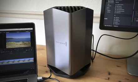 Blackmagic Design eGPU review