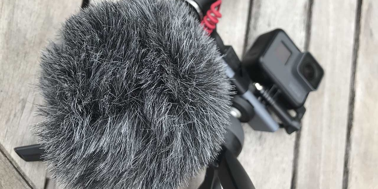 How to get great GoPro audio