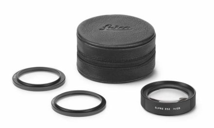 Leica announces Elpro 52 close-up lens attachment for macro
