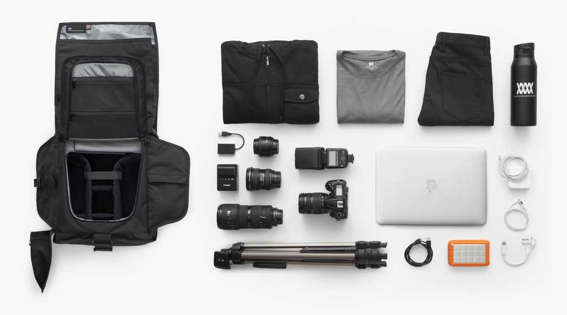 Mission Workshop launches weatherproof Integer Camera Pack