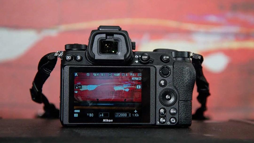 Nikon Z7 vs D850: video
