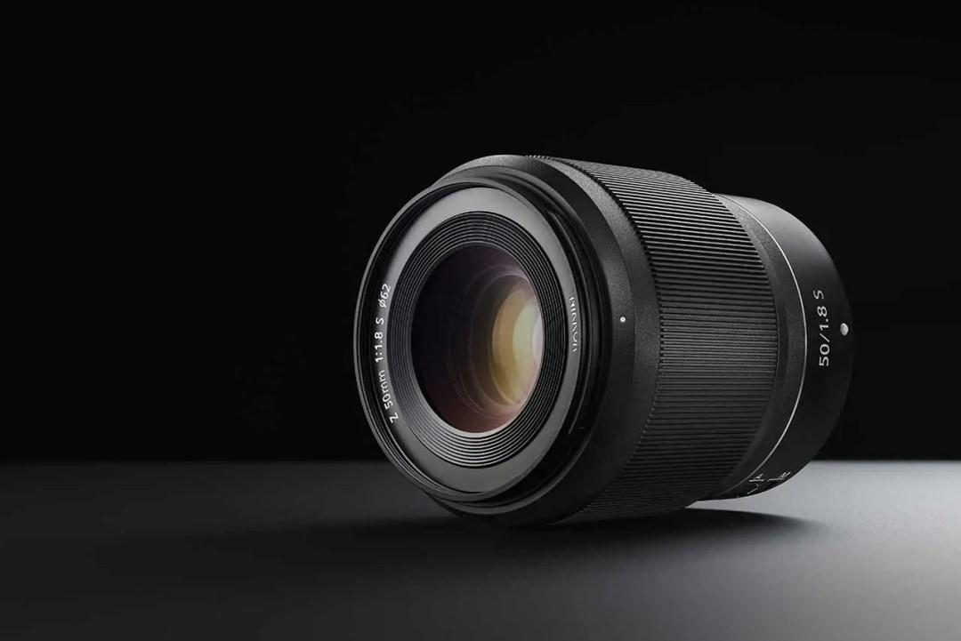 NIKKOR Z 50mm f/1.8 S specs