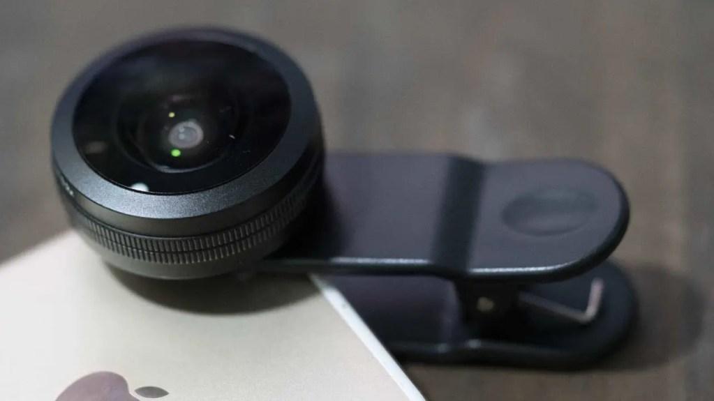 Sandmarc iPhone Fisheye Lens