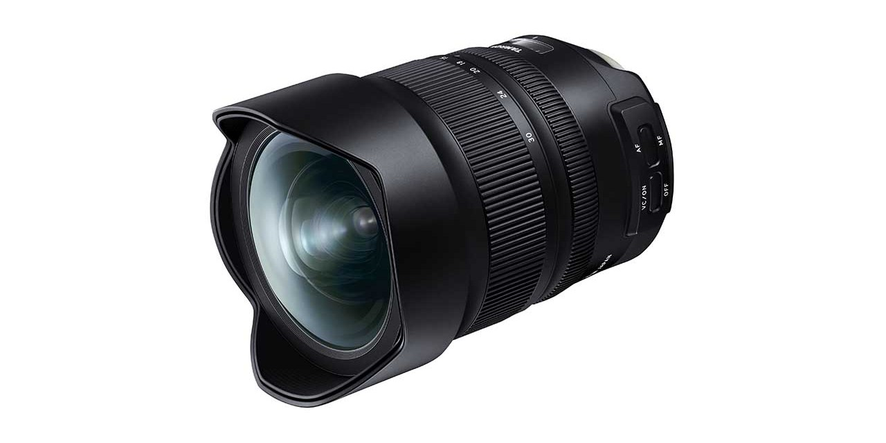 Tamron launches Tamron SP 15-30mm F/2.8 Di VC USD G2