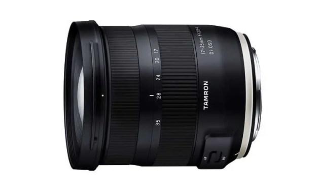 Tamron launches 17-35mm f/2.8-4 Di OSD lens for Canon, Nikon