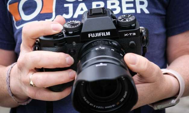 New Fujifilm X-T3 firmware boosts face, eye AF performance