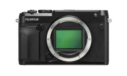 Fujifilm GFX 50R specs officially revealed