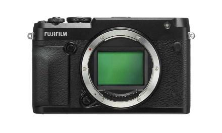Fujifilm GFX 50R specs officially revealed