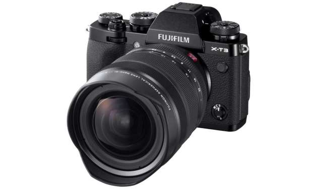 Fujifilm releases firmware update, LUT for X-T3