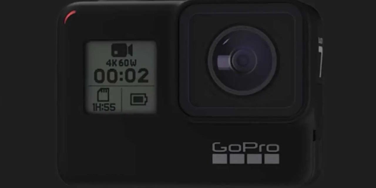 GoPro Hero 7 announced