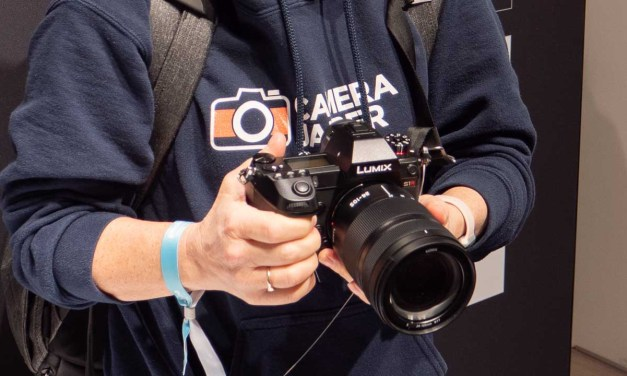 Panasonic Lumix S1R review: first impressions