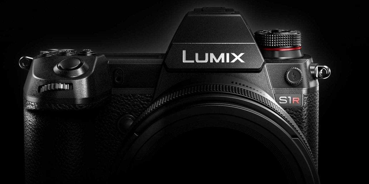 Panasonic full frame cameras: Lumix S1, S1R Key specs and availability announced