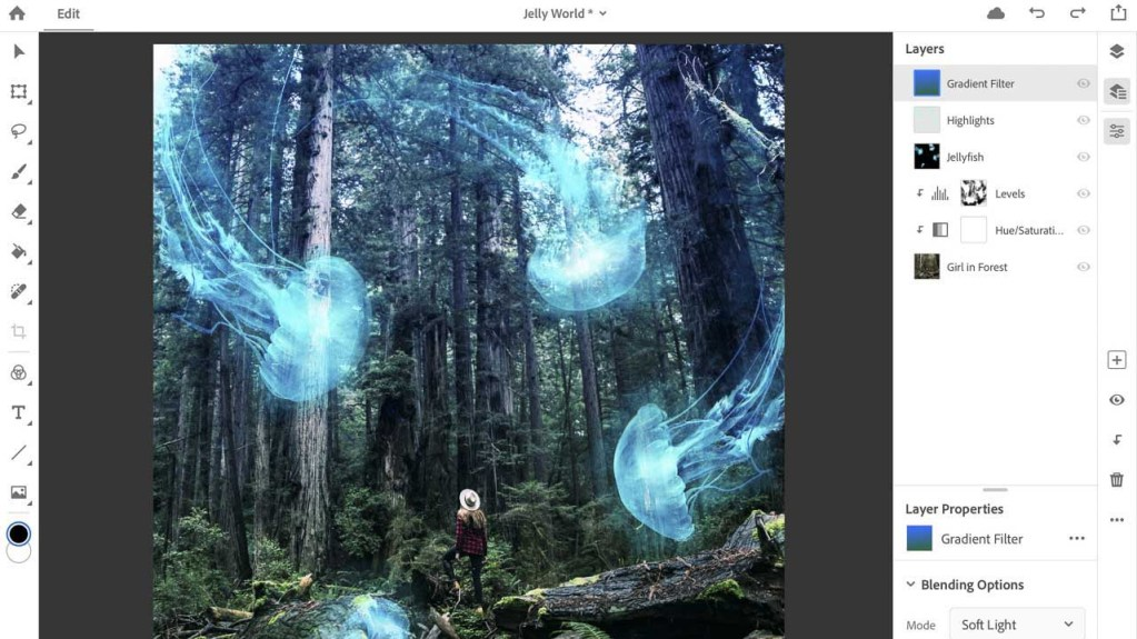 Adobe CC update announced: Photoshop to go mobile