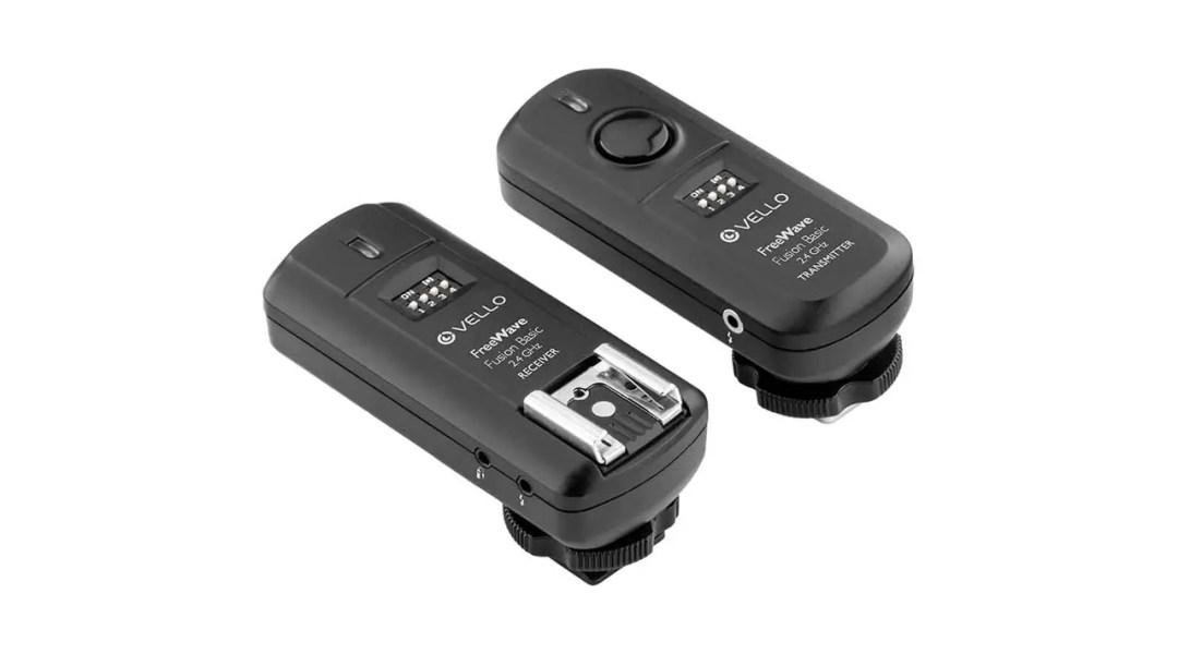 Our best camera remote controls: Vello FreeWave Fusion