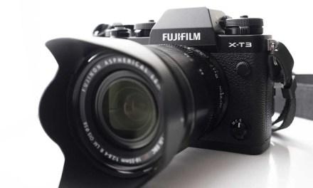 Fujifilm to update X-T3, X-H1, GFX 50S firmware