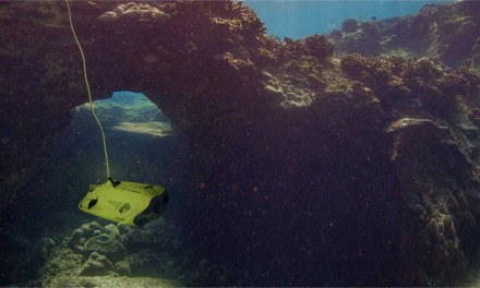 The Gladius Mini could be the ultimate underwater drone
