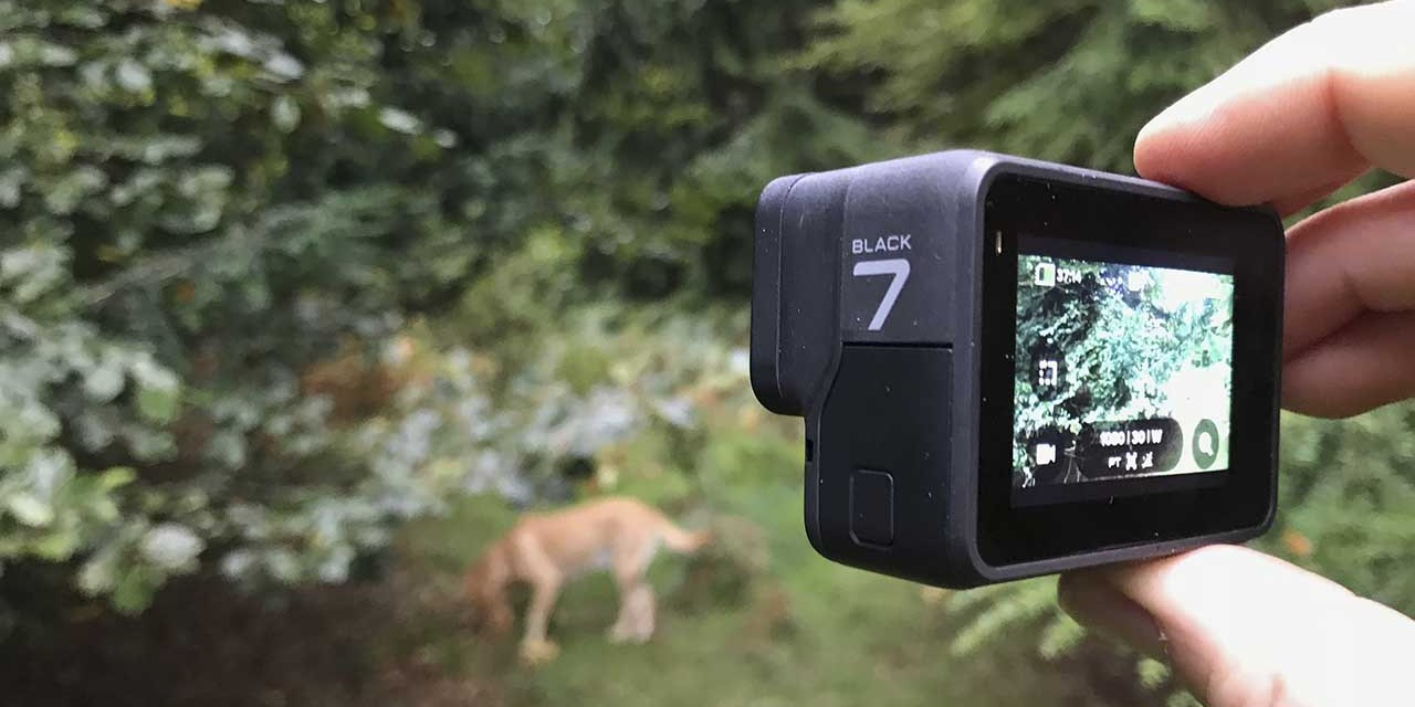 How to use GoPro Hero7 Black live streaming
