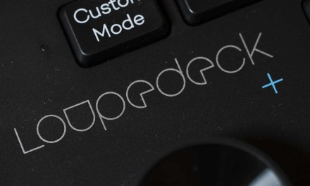LoupeDeck + review